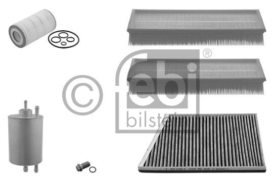 Jeu de pièces, inspection - FEBI BILSTEIN - 38730