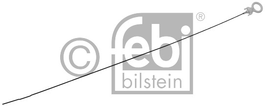 Jauge de niveau d'huile - FEBI BILSTEIN - 38797