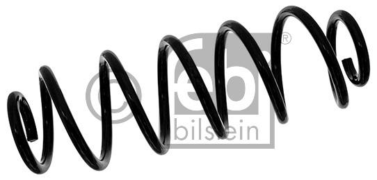 Ressort de suspension - FEBI BILSTEIN - 38959