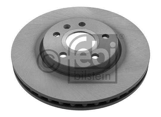 Disque de frein - FEBI BILSTEIN - 39196