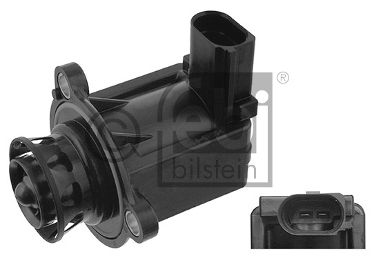 Valve d'air de circulation,  compresseur - FEBI BILSTEIN - 39245