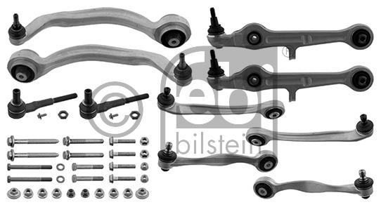 Jeu de bras, suspension de roue - FEBI BILSTEIN - 39402
