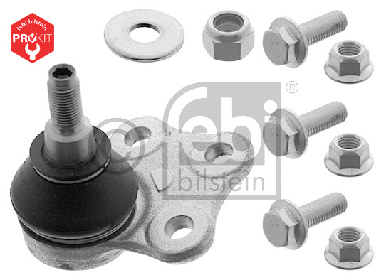 Rotule de suspension - FEBI BILSTEIN - 39493