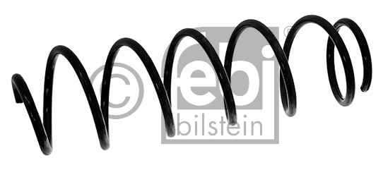 Ressort de suspension - FEBI BILSTEIN - 39581
