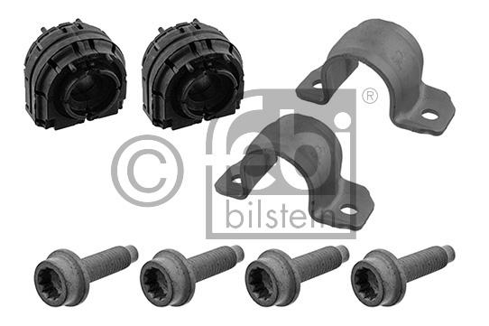 Kit de réparation, suspension du stabilisateur - FEBI BILSTEIN - 39650