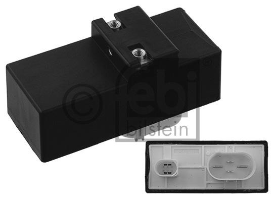 Commande, ventilateur électrique (refroidissement du moteur) - FEBI BILSTEIN - 39739