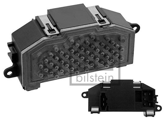 Appareil de commande, chauffage/ventilation - FEBI BILSTEIN - 39753