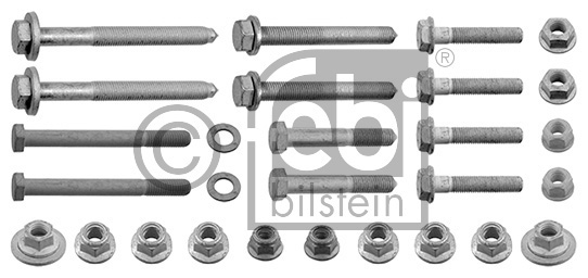 Kit d'assemblage, bras de liaison - FEBI BILSTEIN - 39754