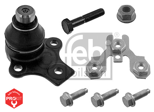 Rotule de suspension - FEBI BILSTEIN - 39810