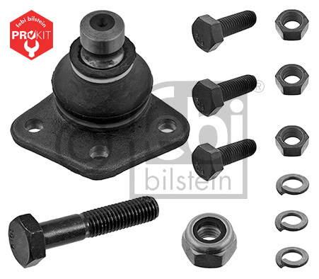Rotule de suspension - FEBI BILSTEIN - 39813
