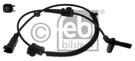 Capteur, vitesse de roue - FEBI BILSTEIN - 40475