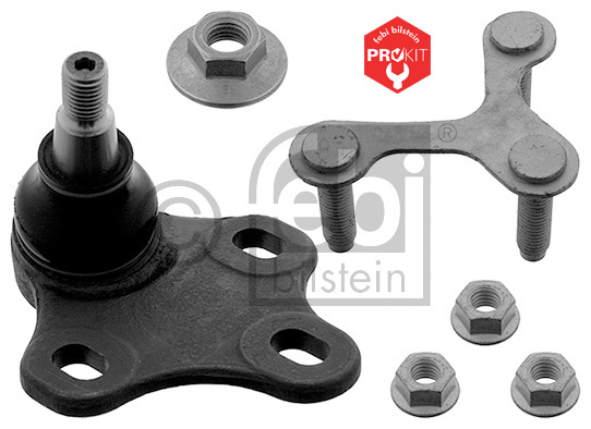 Rotule de suspension - FEBI BILSTEIN - 40536
