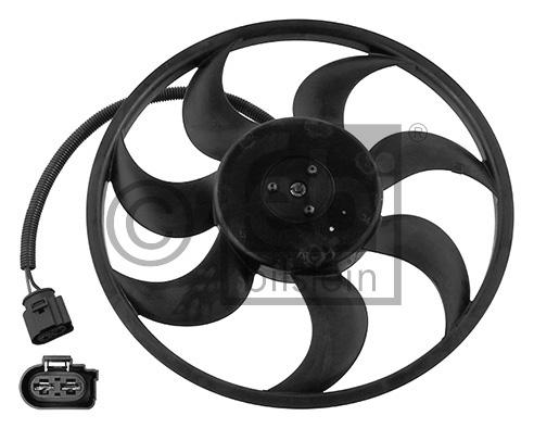 Ventilateur, refroidissement du moteur - FEBI BILSTEIN - 40636