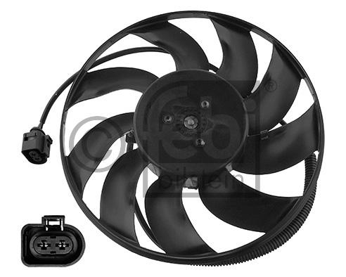 Ventilateur, refroidissement du moteur - FEBI BILSTEIN - 40637