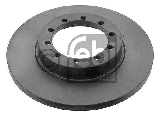 Disque de frein - FEBI BILSTEIN - 40644