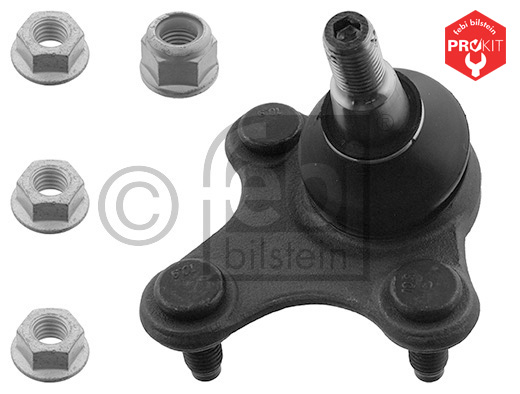 Rotule de suspension - FEBI BILSTEIN - 40669