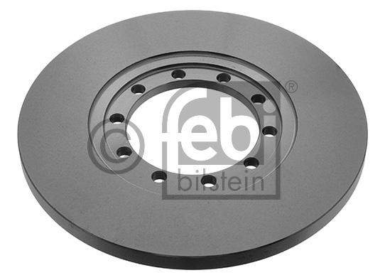 Disque de frein - FEBI BILSTEIN - 40779