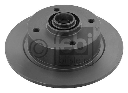 Disque de frein - FEBI BILSTEIN - 40819