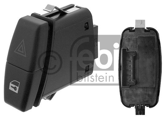 Interrupteur de signal de détresse - FEBI BILSTEIN - 40951