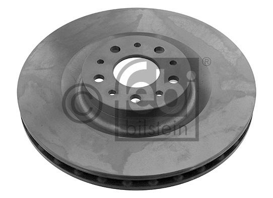 Disque de frein - FEBI BILSTEIN - 40999