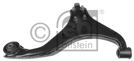 Bras de liaison, suspension de roue - FEBI BILSTEIN - 41758