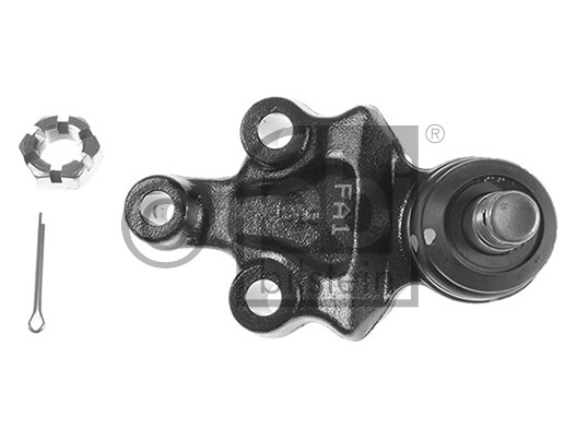 Rotule de suspension - FEBI BILSTEIN - 41803
