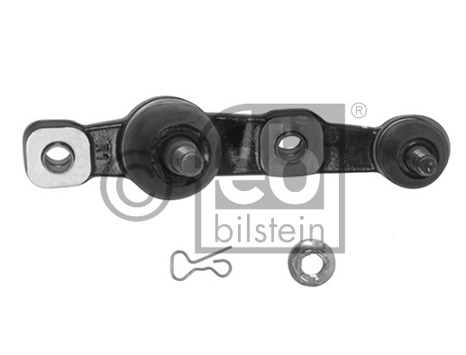 Rotule de suspension - FEBI BILSTEIN - 43016