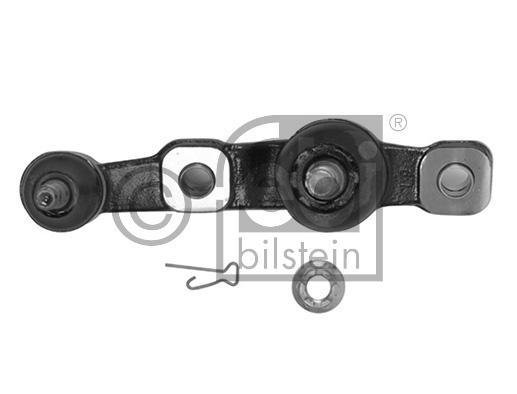 Rotule de suspension - FEBI BILSTEIN - 43025
