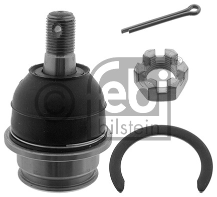 Rotule de suspension - FEBI BILSTEIN - 43028