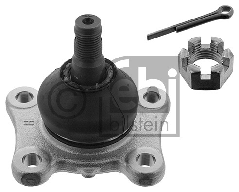 Rotule de suspension - FEBI BILSTEIN - 43031
