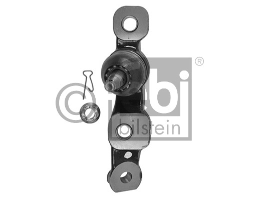 Rotule de suspension - FEBI BILSTEIN - 43036