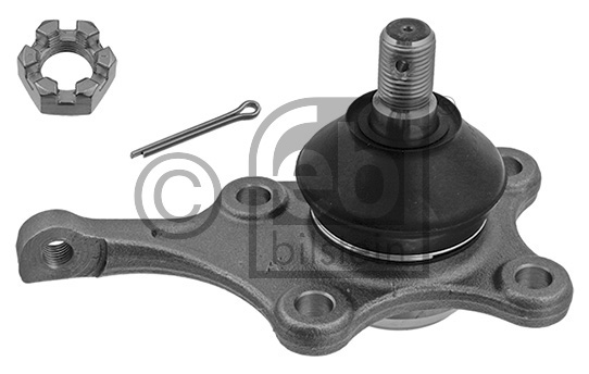 Rotule de suspension - FEBI BILSTEIN - 43037