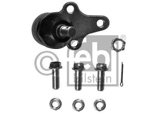 Rotule de suspension - FEBI BILSTEIN - 43075