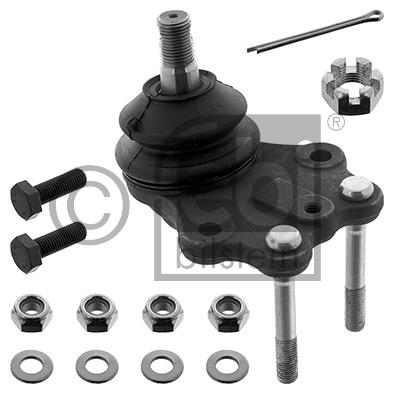 Rotule de suspension - FEBI BILSTEIN - 43086