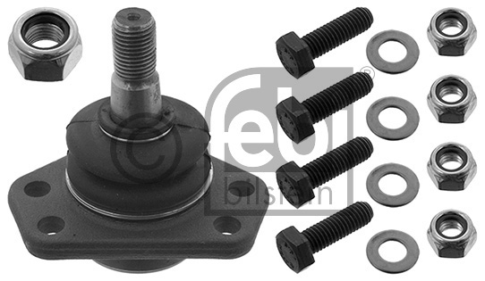 Rotule de suspension - FEBI BILSTEIN - 43087