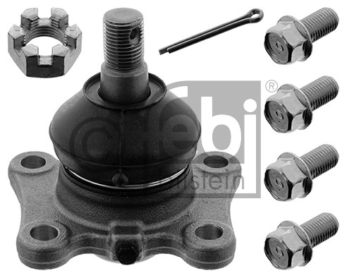 Rotule de suspension - FEBI BILSTEIN - 43088