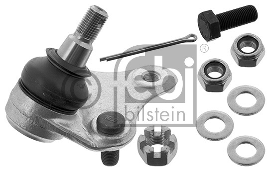 Rotule de suspension - FEBI BILSTEIN - 43089