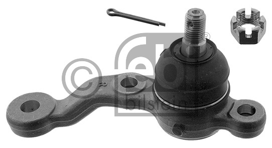 Rotule de suspension - FEBI BILSTEIN - 43106