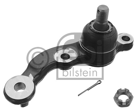 Rotule de suspension - FEBI BILSTEIN - 43110