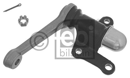 Levier intermédiaire de direction - FEBI BILSTEIN - 43282