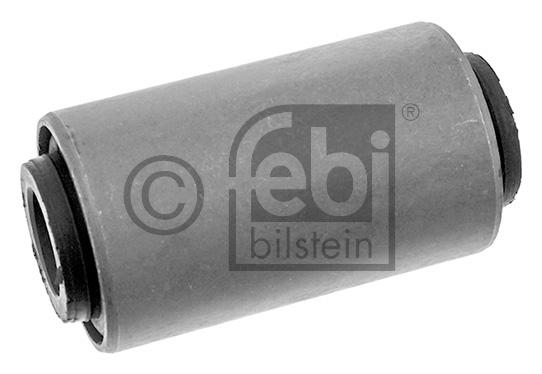 Coussinet de palier, ressort à lames - FEBI BILSTEIN - 43296
