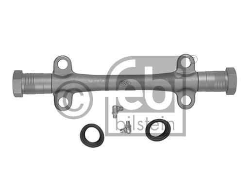 Bras de liaison, suspension de roue - FEBI BILSTEIN - 43325