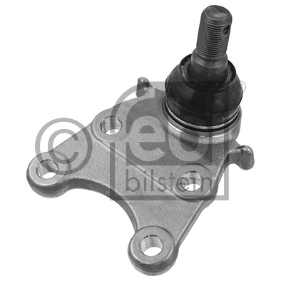 Rotule de suspension - FEBI BILSTEIN - 43341