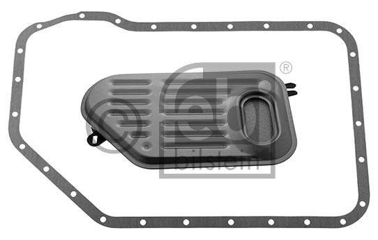 Kit de filtres hyrauliques, boîte automatique - FEBI BILSTEIN - 43664