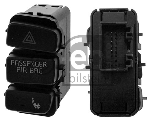 Interrupteur de signal de détresse - FEBI BILSTEIN - 44394