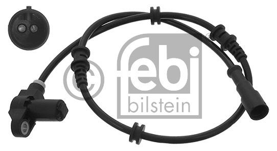 Capteur, vitesse de roue - FEBI BILSTEIN - 44408