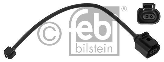 Contact d'avertissement, usure des garnitures de frein - FEBI BILSTEIN - 44552