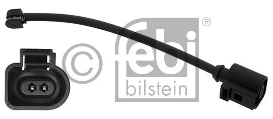 Contact d'avertissement, usure des garnitures de frein - FEBI BILSTEIN - 44553