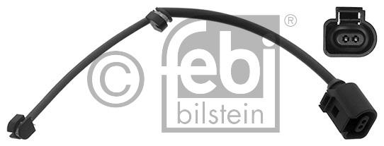 Contact d'avertissement, usure des garnitures de frein - FEBI BILSTEIN - 44556