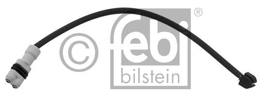 Contact d'avertissement, usure des garnitures de frein - FEBI BILSTEIN - 44649